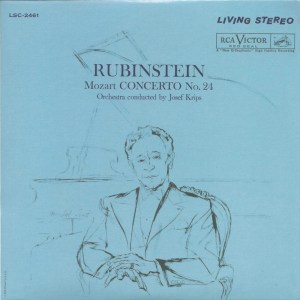 Rubinstein, The Complete Album Collection (142 CDs), cover, CD # 74