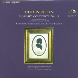 Rubinstein, The Complete Album Collection (142 CDs), cover, CD # 86