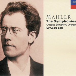 Mahler: The Symphonies —Solti; CD cover