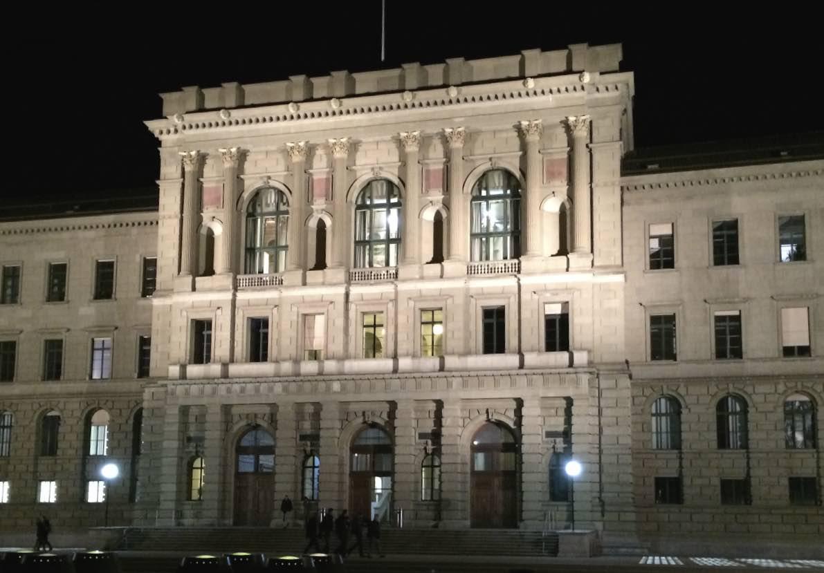 ETH Zurich, main building