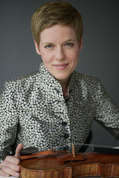 Isabelle Faust (© Detlev Schneider)