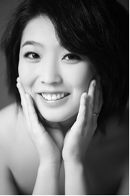 Claire Huangci (picture from concert brochure)