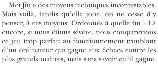 Barilier: Piano chinois, excerpt #2