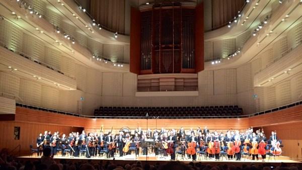 Benjamin Zander, Boston Philharmonic Youth Orchestra at KKL Lucerne, 2015-06-29