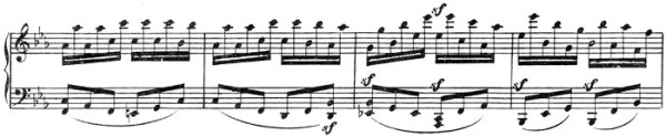 Beethoven: Piano Sonata in E♭ major, op.81a,