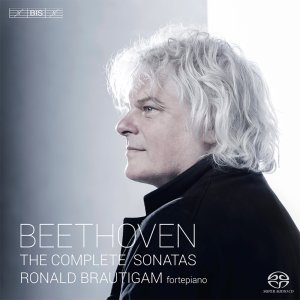 Beethoven: The Piano Sonatas — Brautigam, CD cover