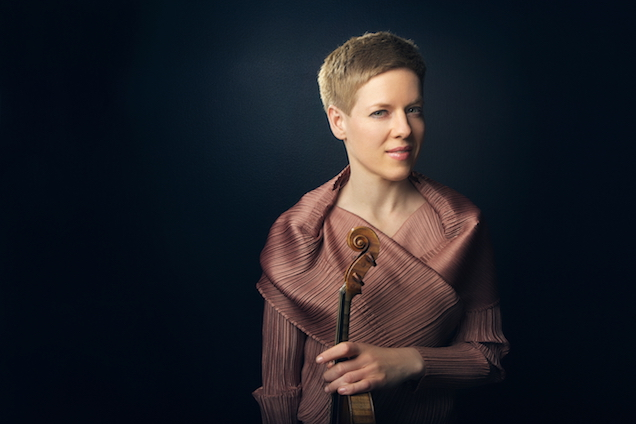 Isabelle Faust (© Molina Visuals)