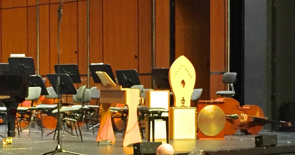 Ondes Martenot / Turangalîla Symphony in Basel