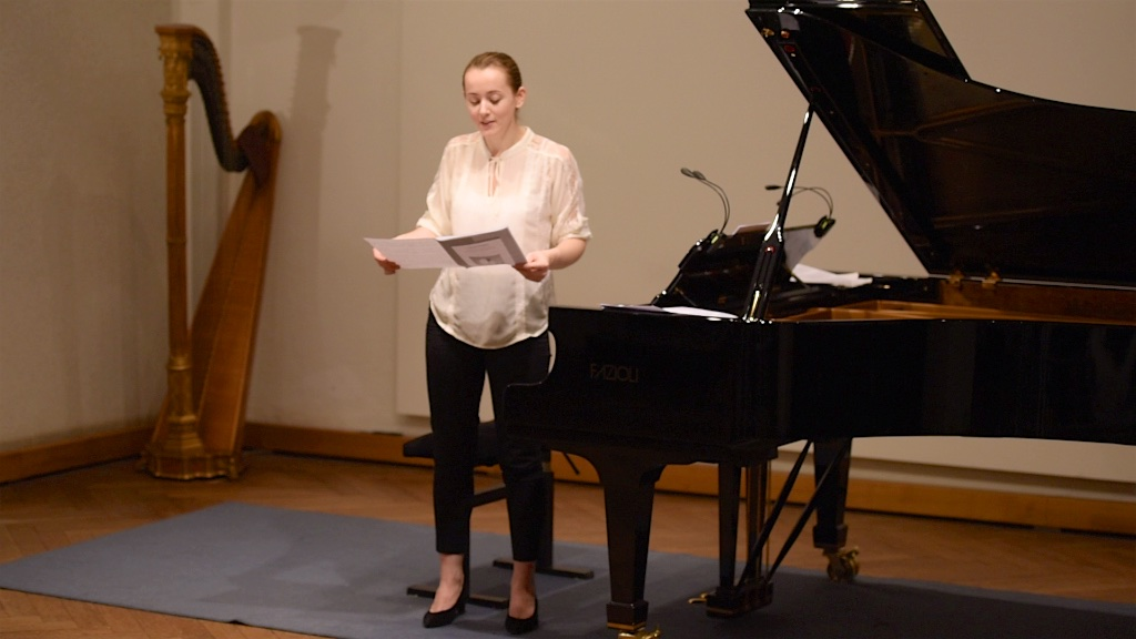 Oxana Shevchenko, recital @ Jecklin Forum, Zurich, 2017-02-03 (© Rolf Kyburz)