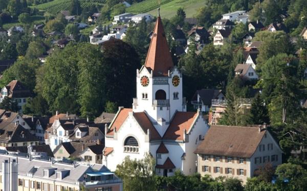 Protestant Church, Weinfelden TG