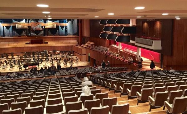 Royal Festival Hall, London, 2017-04-10 (© Lea Kyburz-Bodmer)