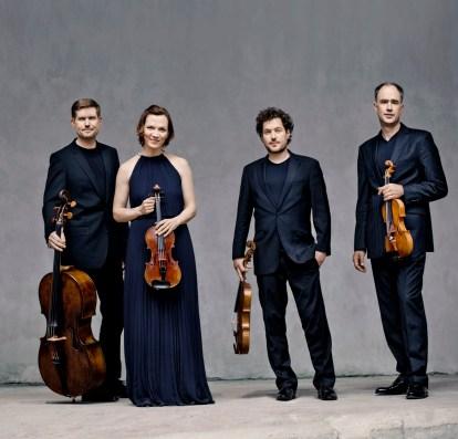 Signum Quartett (© Irène Zandel, 2016)