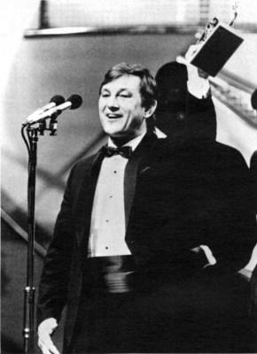 Trevor Pinnock, 1988 (© Deutsche Grammophon)
