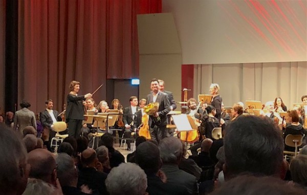 Maurice Steger & Howard Griffiths, Kursaal Bern (© Rolf Kyburz)