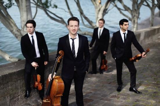 Quatuor Van Kuijk (© Nikolaj Lund)