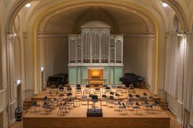 Zurich, old Conservatory, big hall (source: www.stadt-zuerich.ch)