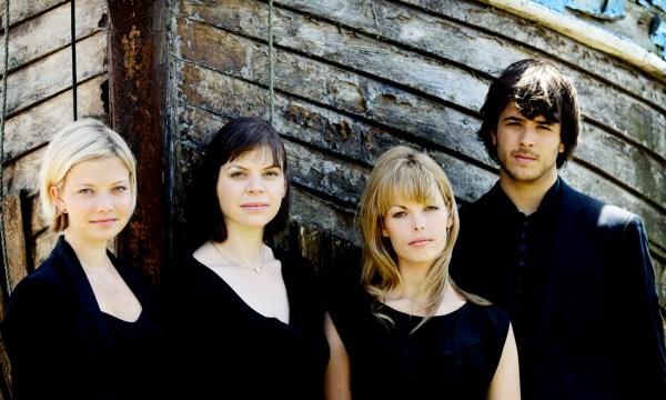 Chiaroscuro Quartet (© Sussie Ahlburg)