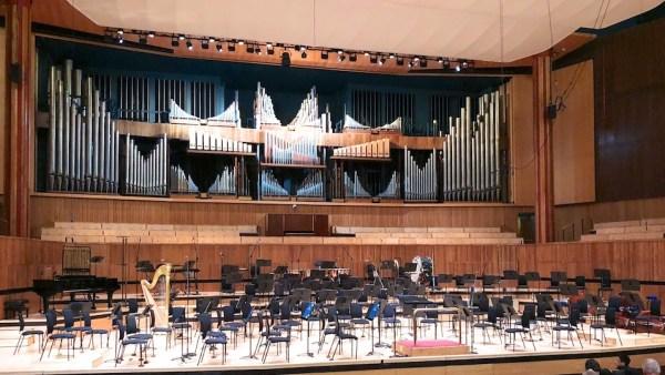 Royal Festival Hall, London (© Deborah Kyburz)