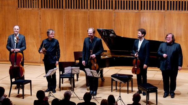 The Nash Ensemble of London — Bern, Conservatory, 2018-04-23 (© Rolf Kyburz)