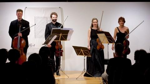 2018-05-05 Brugg/AG, Zimmermannhaus: Gringolts Quartet