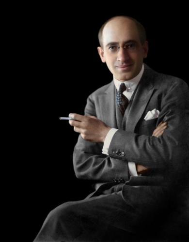 Arthur Lourié, ca.1928