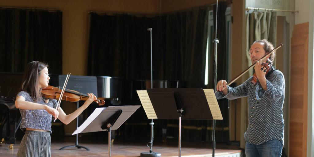 Festival Academy Budapest, 2018-07-26: Radvan Popovici, Open Master Class