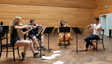 Festival Academy Budapest, 2018-07-26: Philippe Tondre, Open Master Class