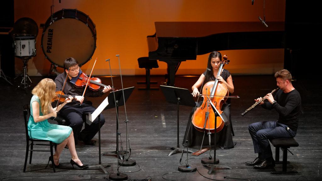 Festival Academy Budapest, 2018-07-27: Philippe Tondre & Students