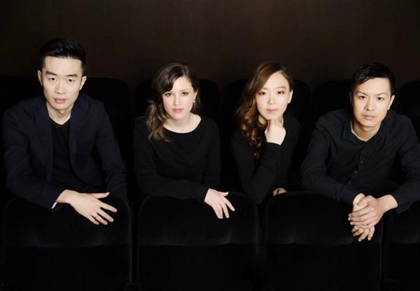 Rolston String Quartet (© Bo Huang)