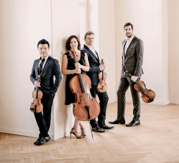Stradivari Quartett (© Marco Borggreve)