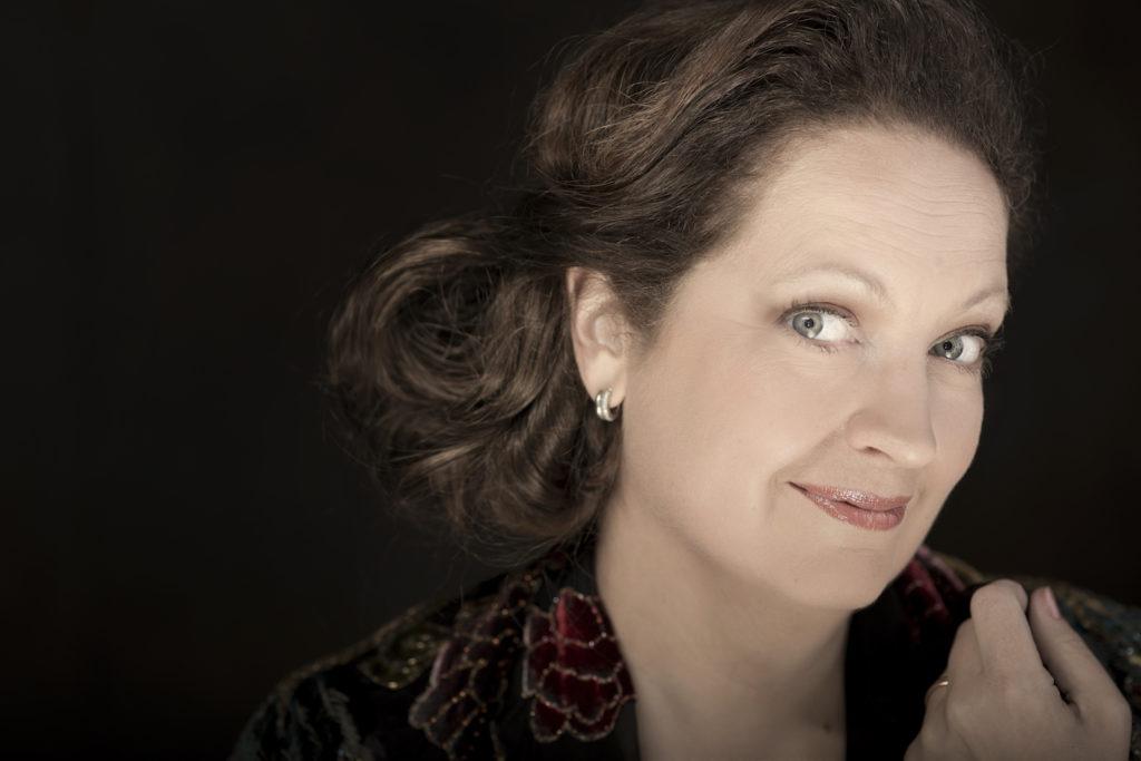 Ann Hallenberg (© Örjan Jakobsson)