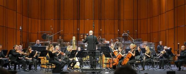 Basel Sinfonietta, Baldur Brönnimann @ Basel, 2018-10-21 (© Rolf Kyburz)