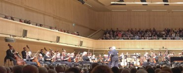 Pinchas Zukerman, Lahav Shani, Rotterdam Philharmonic Orchestra (© Lea Kyburz)
