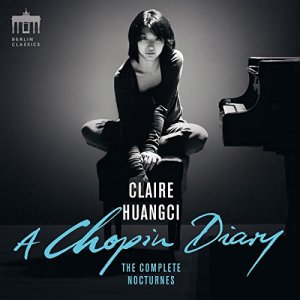 Chopin: Nocturnes, Huangci: CD cover