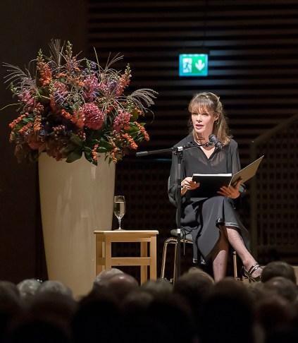 Mona Petri @ Orpheum / Partitura Recital, Zurich, 2018-11-02 (© Thomas Entzeroth)