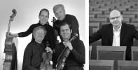 Martinů Quartett & Karel Košárek (source: Zimmermannhaus Brugg)
