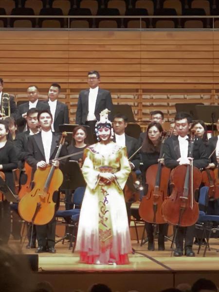 Wenqing Lian, Guangzhou Symphony Orchestra @ KKL, Lucerne, 2019-01-27 (© Rolf Kyburz)