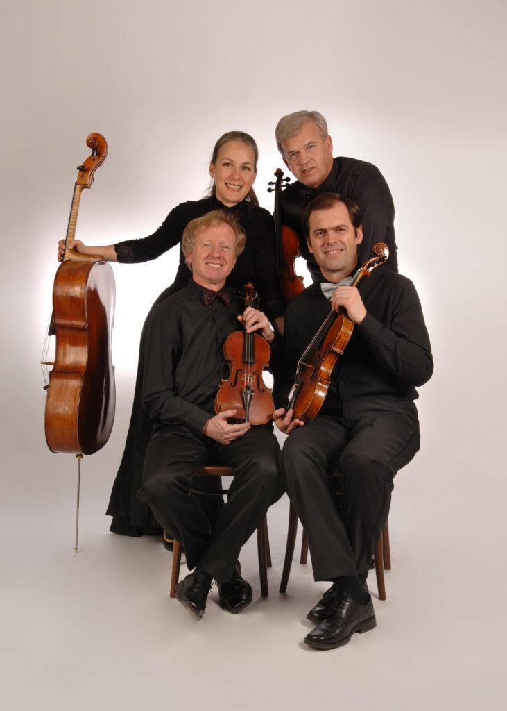 Martinů Quartet (©/ source: www.martinuquartet.eu)