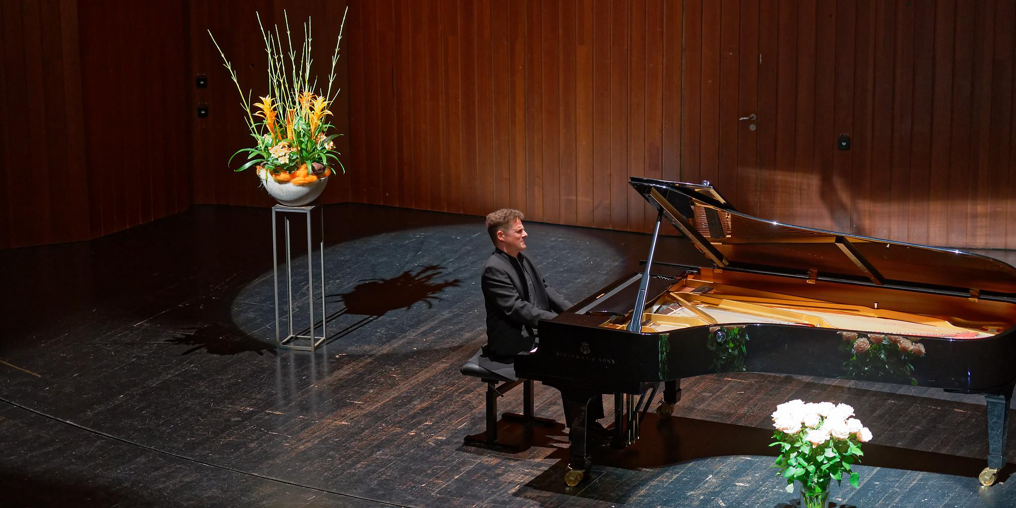 Oliver Schnyder, Klavierissimo / KZO Wetzikon, 2019-01-31 (© Rolf Kyburz)