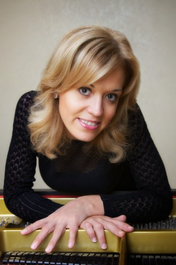 Olga Kern (© Dale Steadman)