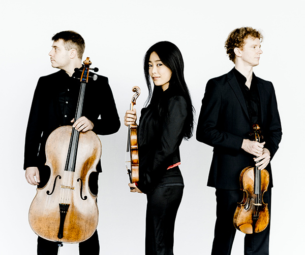 Orion String Trio (© Marco Borggreve)