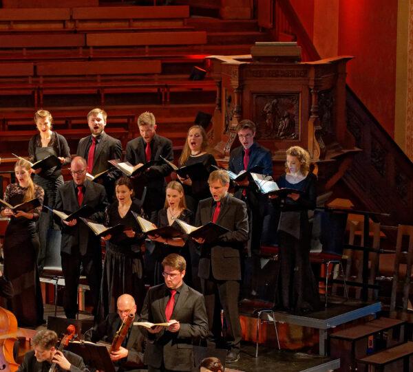 Zürcher Sing-Akademie @ St.Jakob, Zurich, 2019-04-17 (© Rolf Kyburz)
