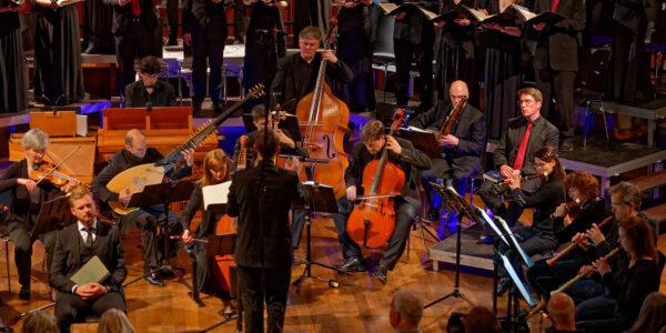 Florian Helgath, Orchestra la Scintilla, Florian Feth @ St.Jakob, Zurich, 2019-04-17