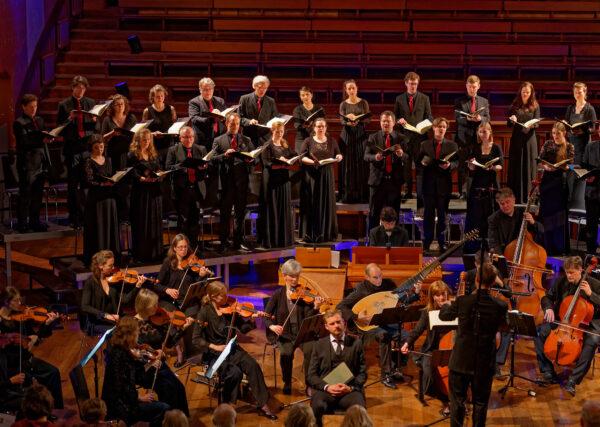 Florian Helgath, Zürcher Sing-Akademie, Orchestra la Scintilla @ St.Jakob, Zurich, 2019-04-17