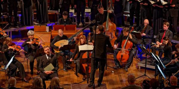 Florian Helgath, Orchestra la Scintilla @ St.Jakob, Zurich, 2019-04-17
