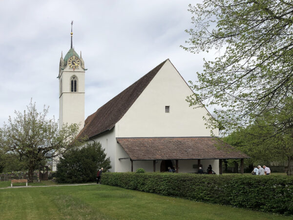 Reformed Church, Windisch, 2019-04-21 (© Rolf Kyburz)