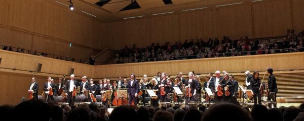 Leonidas Kavakos / COE, Tonhalle Maag, Zurich, 2019-04-09 (© Lea Kyburz)