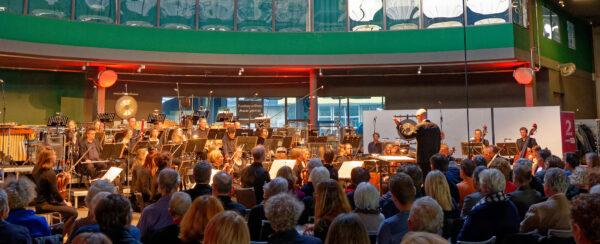 Baldur Brönnimann, Basel Sinfonietta @ Pantheon, Muttenz/Basel, 2019-05-05 (© Rolf Kyburz)