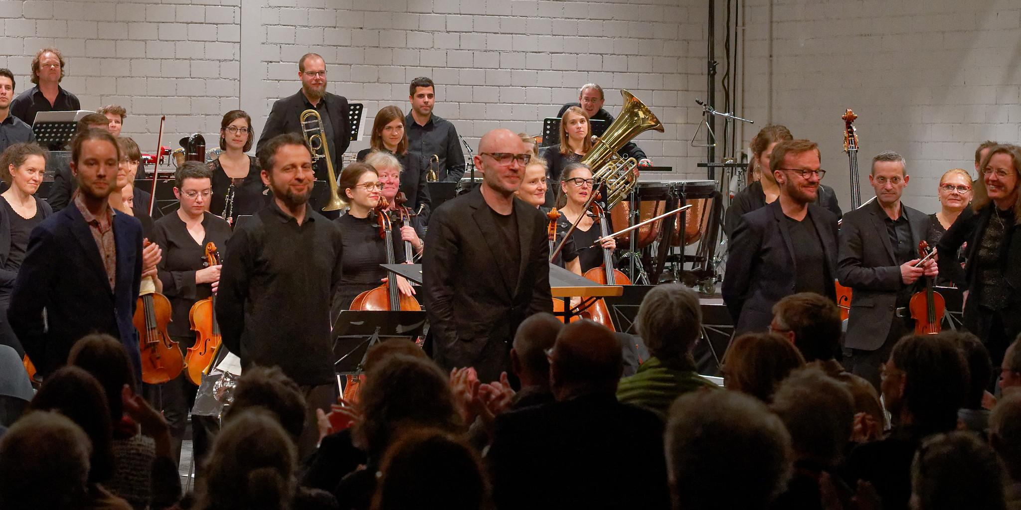 Basel Sinfonietta @ Dreispitzhalle Münchenstein, 2019-11-03 (© Rolf Kyburz)