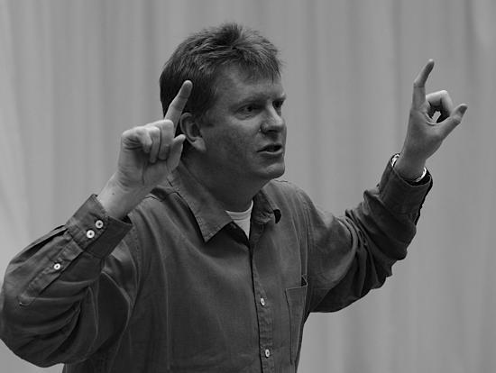Edward Caswell (© Paul van den Berg)